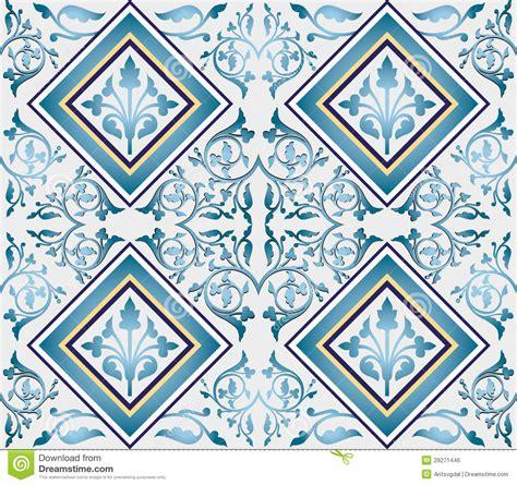 Ottoman Pattern Ottoman Pattern Stock Vector Image Of Eastern Obsolete 29271446