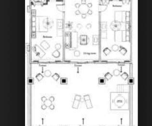 pueblo bonito sunset beach executive suite floor plan 2 bedroom 2 bath super presidential suite listing 1564