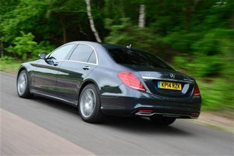 mercedes s class review | auto express