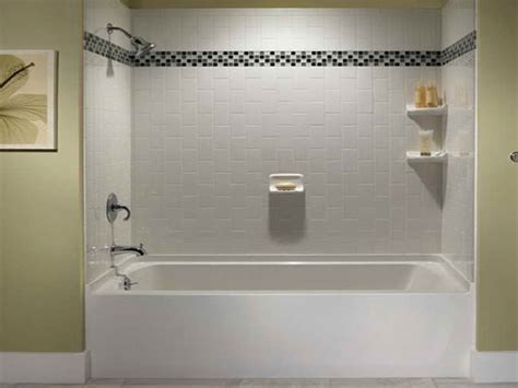 bathtub shower kits bathroom tub surround kits shower enclosures all in one