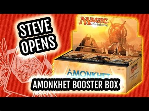 magic amonkhet booster box opening and giveaway youtube - Mtg Booster Box Giveaway