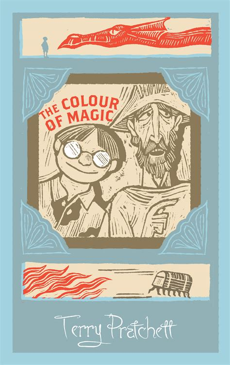 the color of magic cover reveal the colour of magic the light fantastic