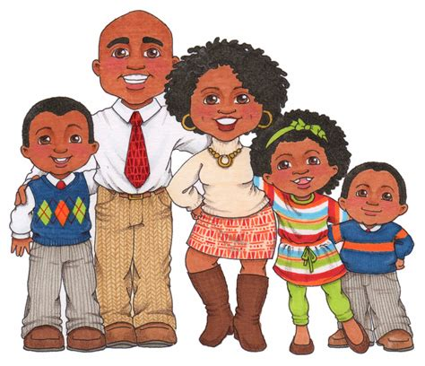 family clipart black family clipart 101 clip