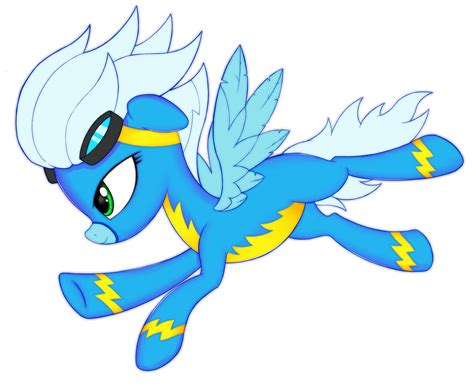 my little pony wonderbolts fleetfoot fleetfoot by kas92 on deviantart