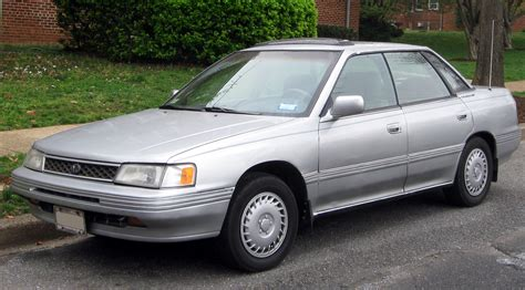 old subaru legacy 1995 subaru legacy information and photos zombiedrive