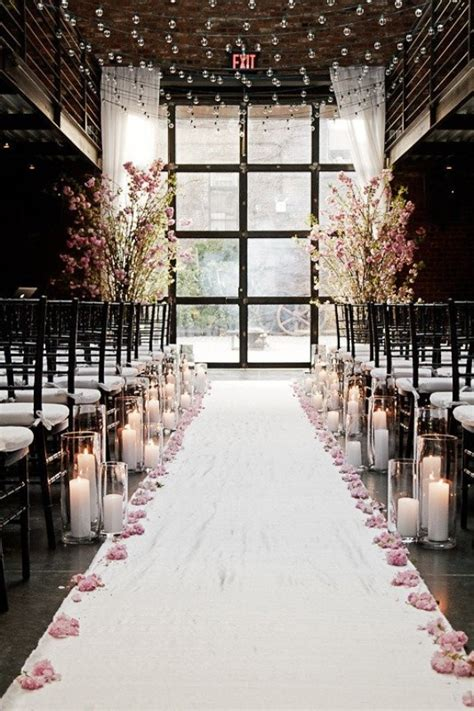 wedding aisle decorations with candles 20 wedding aisle runners ideas will make your wedding more