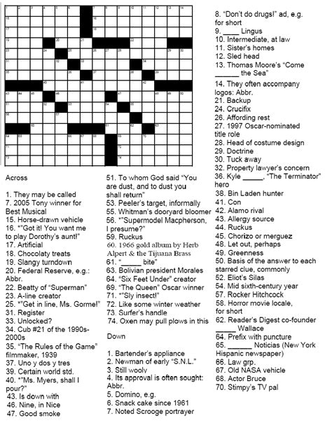 printable easy movie crossword puzzles gc2zm8j 61 movie theme puzzle cache unknown cache in