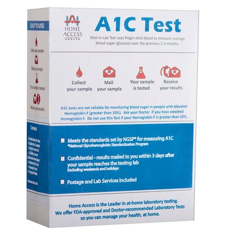 amazoncom hba1c test kit what is the a1c test for diabetes regarding encourage