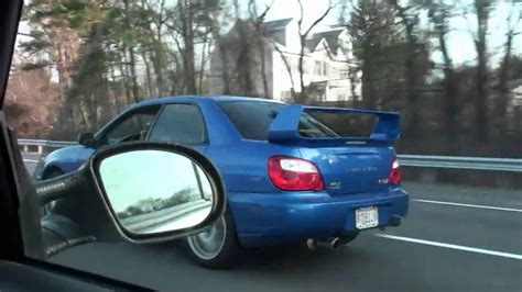 2004 subaru wrx modded stock sti vs modded wrx