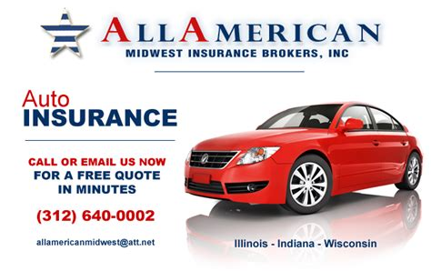 All Auto Insurance by All American Midwest Insurance Brokers Get Quote 10