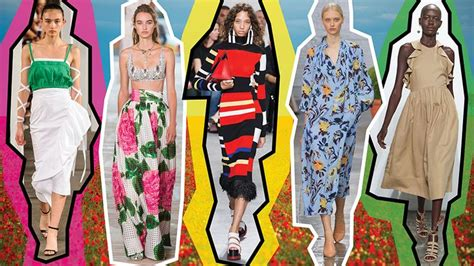 8 Fashion Trends Best Suited For The by The Top 10 Trends From New York Fashion Week 2017