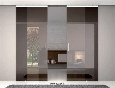 porte interne scorrevoli vetro porte interne vetro porte interne tutto vetro battenti