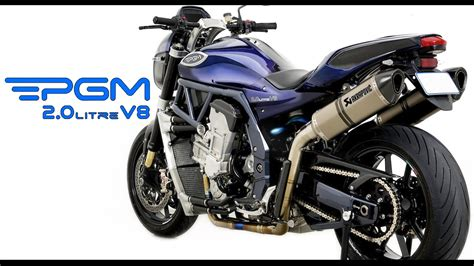 Strongest V8 Engine by Pgm The World S Most Powerful Production Motorcycle