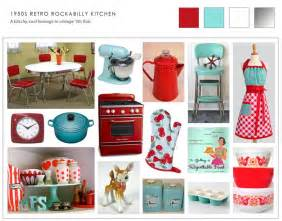 1950 retro kitchen accessories