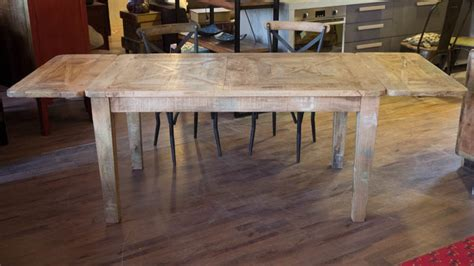 tavolo etnico tavolo allungabile vecchia ghiacciaia nuovimondi