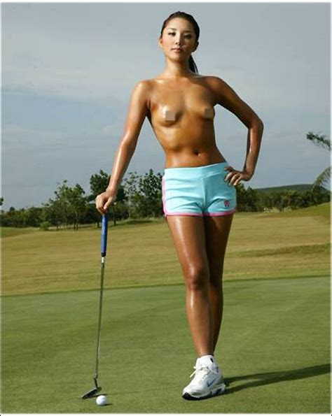 Korean Golf Star Jang A Rumee Naked Photos Leaked