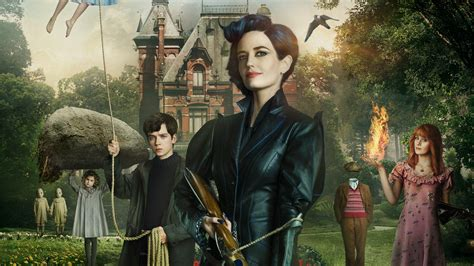miss peregrine s home for peculiar children wallpapers