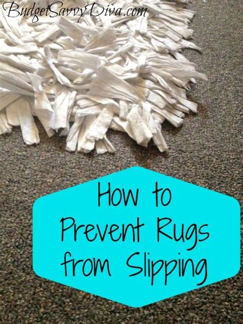 how to keep area rugs from slipping how to prevent rugs from slipping