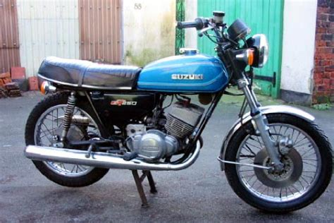 1974 Suzuki Gt250 My Suzuki Pages Pictures Of Visitors Suzuki Motorcycles