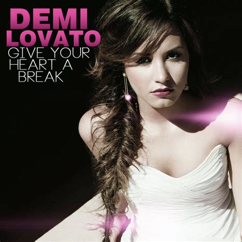 demi lovato give your heart a break cover by jasmine clarke and jasmine thompson demi lovato give your heart a break by creationsbyleito