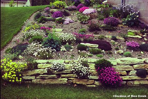 Landscaping For A Backyard With A Slope Bing Images Slope Garden Ideas