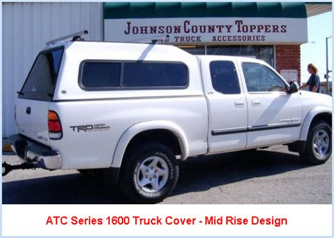 atc truck covers uses a damage free mounting system to