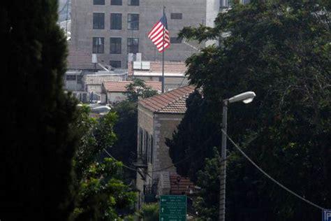 consolato americano di consolato americano gerusalemme direttanews it
