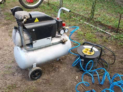 5 interesting uses for an air compressor air tool
