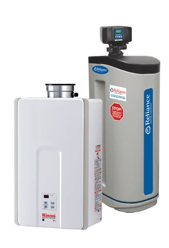 reliance home comfort furnace rental gas electric tank or tankless water heater options
