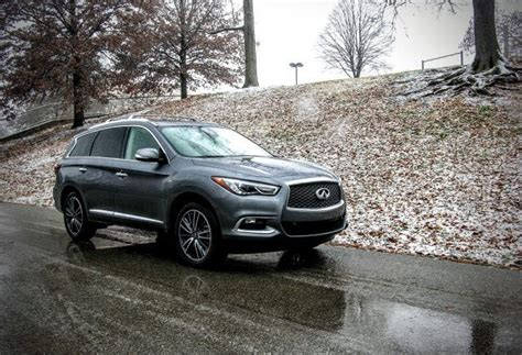 infiniti qx60 red little tweaks add up to big changes in the 2017 infiniti qx60