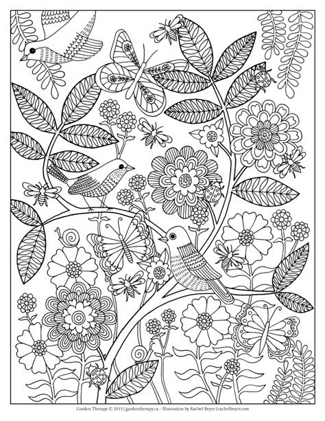 coloring books country cottage backyard gardens 2 40 grayscale coloring pages of country cottages cottages gardens flowers and more books free garden and bugs coloring pages