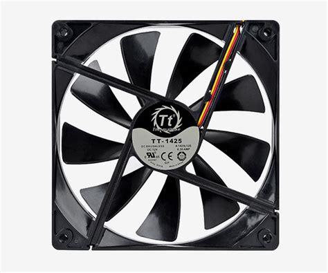 Bl 14 Fan Brush Large Black Series thermaltake 14 black 140mm high performance enduring