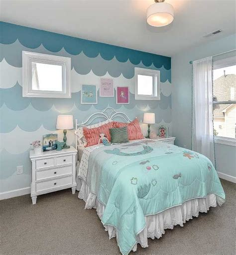 mermaid themed bedroom 13 best images about girl s bedroom design ideas on pinterest