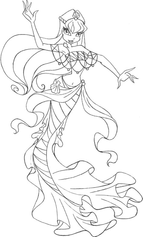 dora the explorer mermaid coloring pages coloring pages