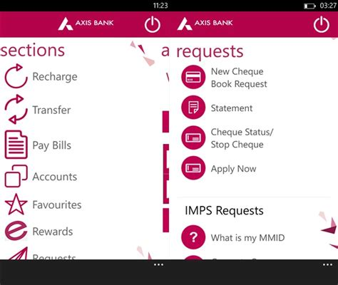 axis mobile banking axis introduces india s ar based mobile banking app