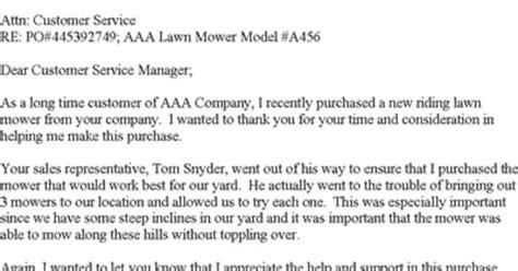 Customer Complaint Letter To Richard Branson customer thank you letter template letter templates