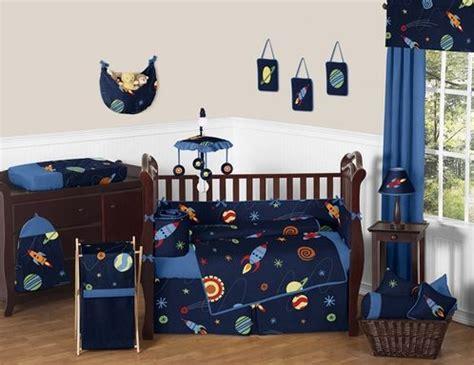 galaxy baby room space galaxy baby bedding 9 pc crib set by sweet jojo
