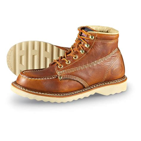 womans work boots s maker moc toe work boots 178740