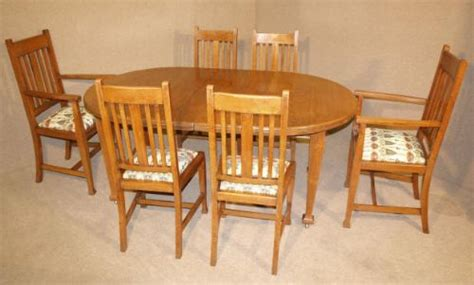 Arts And Crafts Dining Table And Chairs Dining Table Furniture Arts And Crafts Dining Table And Chairs