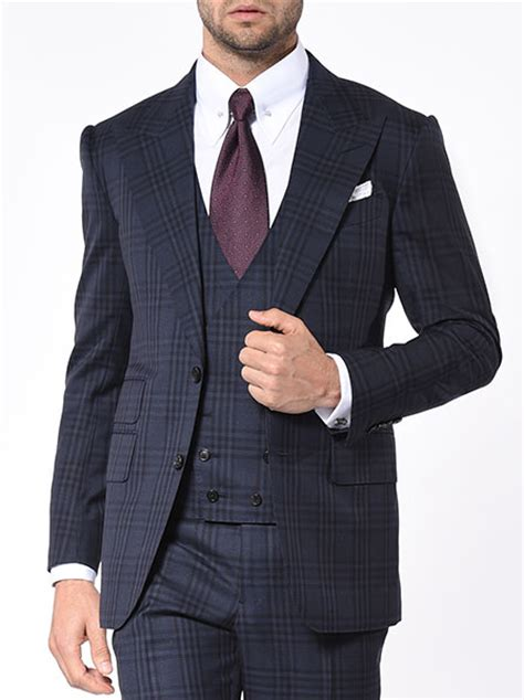 Handmade Suit - custom suits handmade in our bespoke workshop