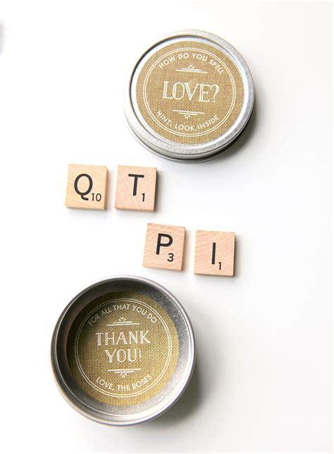 scrabble magnets diy scrabble magnets gift favor ideas from evermine