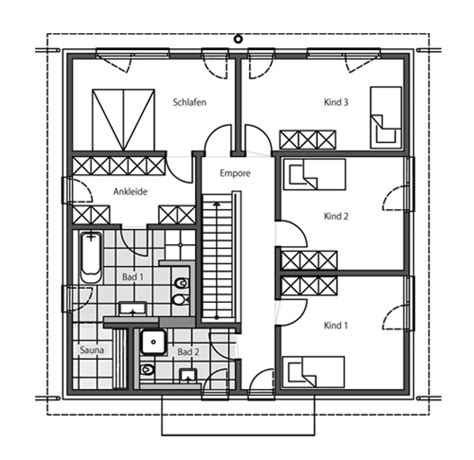 innenplanung haus exterieur massivhaus designhaus architektenhaus