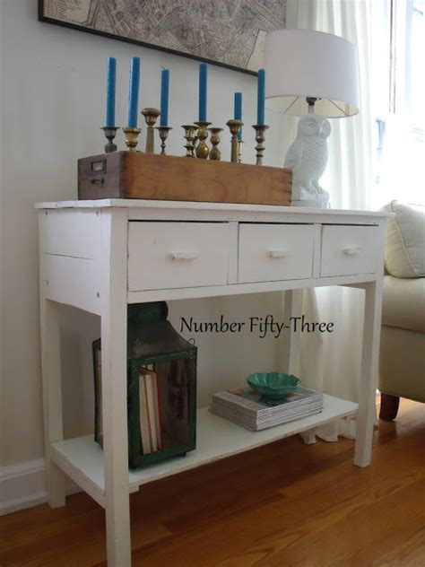 Pottery Barn Desk Craigslist by Number Fifty Three Updating Furniture W Pottery Barn White