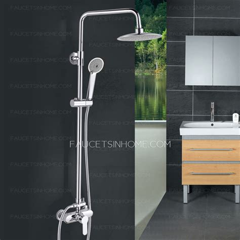 Rak Dinding Shelf Set 40cm Promo modern big sun top shower in shower faucet set
