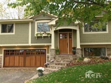 porch vs portico exterior home makeover split level home with craftsman