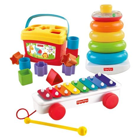 Fisher-Price Classic Infant Trio Gift Set : Target