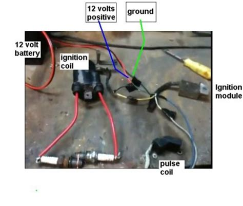 bench test ignition coil gl1100 ignition basics show and tell gl1100 information