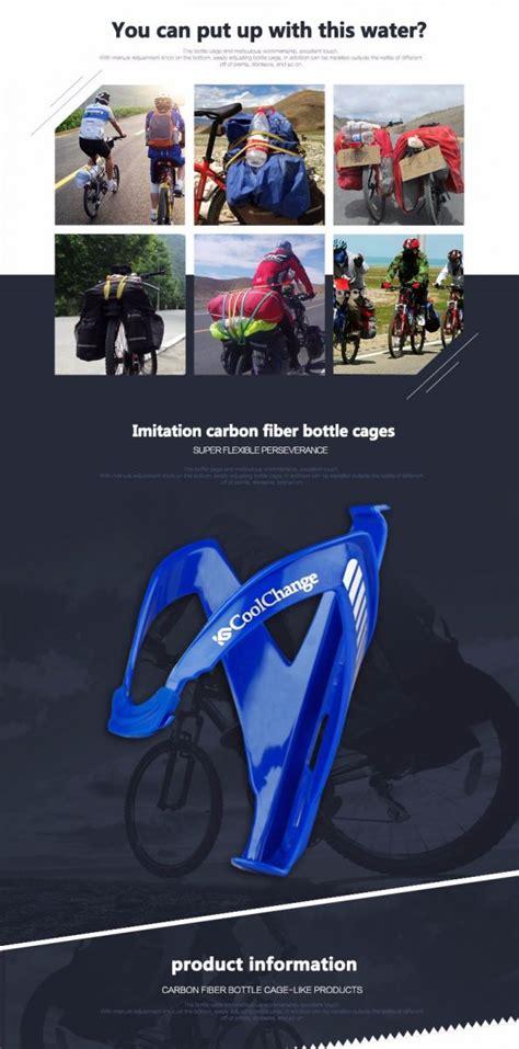 Basec Holder Tempat Botol Minum Sepeda Rotateable coolchange holder botol minum sepeda adjustable mtb black jakartanotebook