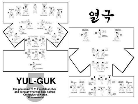 yul gok tul martial arts pinterest 14 best tae kwon do images on pinterest taekwondo forms