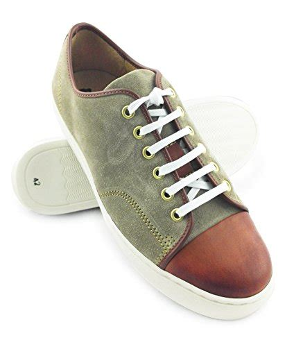 zerimar sport shoes   leather rubber sole